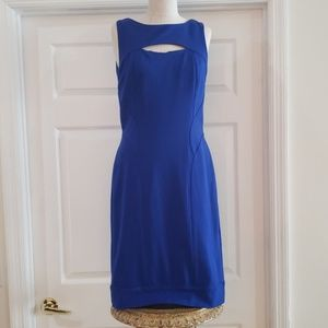 Vince Camuto blue dress